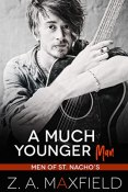 Review: A Much Younger Man by Z.A. Maxfield