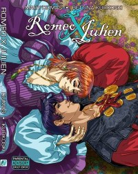 Romeo x julien cover