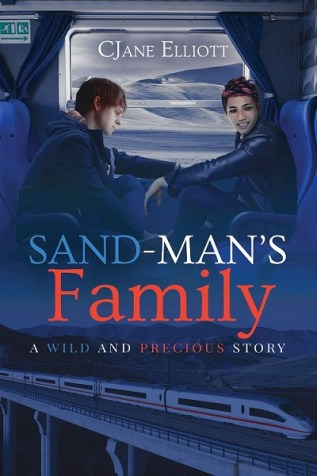 Guest Post and Giveaway: Sand-Man's Family by CJane Elliott