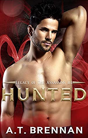 Review: Hunted by A.T. Brennan