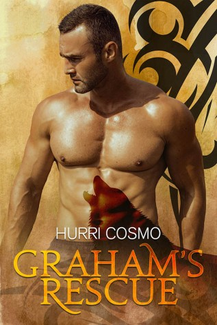 Guest Post and Giveaway: Graham's Rescue by Hurri Cosmo