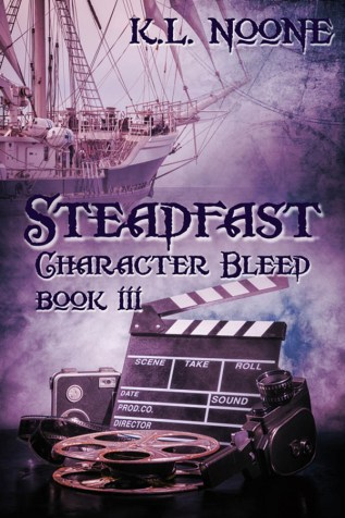 Guest Post and Giveaway: Steadfast by K.L. Noone