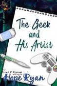 Excerpt: The Geek and His Artist by Hope Ryan