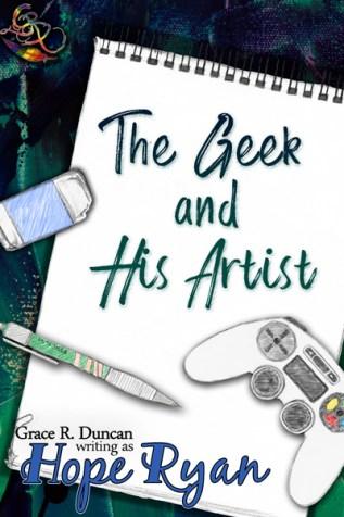 Excerpt: The Geek and His Artist by Hope Ryan