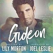 Gideon audiobook cover