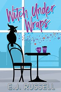 Witch Under Wraps Cover