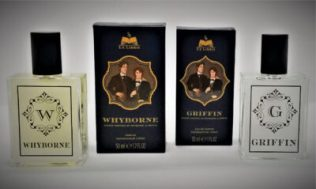 Giveaway: Whyborne and Griffin Scents!