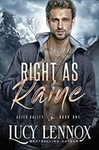 right as Raine cover