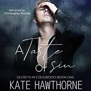 Audiobook Review: A Taste of Sin by Kate Hawthorne