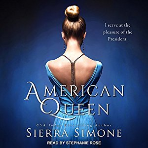 Audiobook Review: American Queen by Sierra Simone