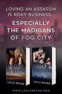Fog City books 4 and 5 ad