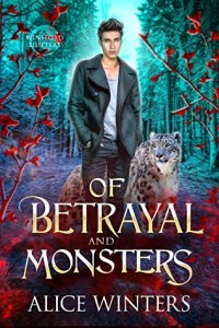 of betrayal and monsters cover