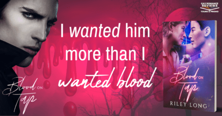 blood on tap banner