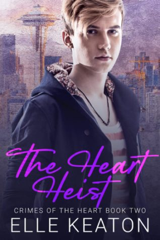 Guest Post and Giveaway: The Heart Heist by Elle Keaton