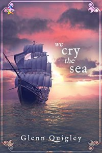 we cry the sea cover