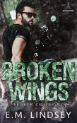 Review: Broken Wings by E.M. Lindsey