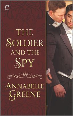 Excerpt: The Soldier and the Spy by Annabelle Greene