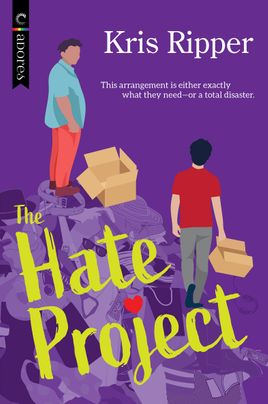 Excerpt: The Hate Project by Kris Ripper