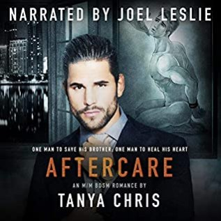 Audiobook Review: Aftercare by Tanya Chris