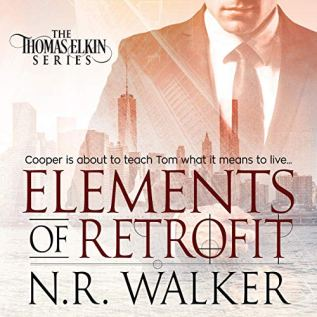 Audiobook Review: Elements of Retrofit by N.R. Walker