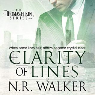 Audiobook Review: Clarity of Lines by N.R. Walker