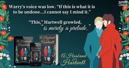 husband for hartwell banner