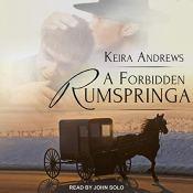 Audiobook Review: A Forbidden Rumspringa by Keira Andrews