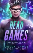 Review: Head Games by Onley James and Neve Wilder