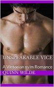 Review: Unspeakable Vice by Quinn Wilde