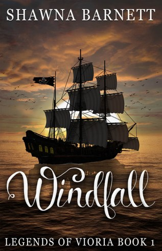 Guest Post and Giveaway: Windfall by Shawna Barnett