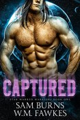 Review: Captured by Sam Burns and W.M. Fawkes