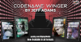 Guest Post and Giveaway: Codename: Winger series by Jeff Adams