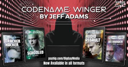 codename winger series banner