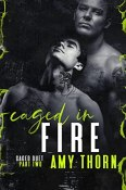 Giveaway: Caged in Fire by Amy Thorn