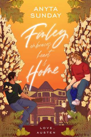 Excerpt and Giveaway: Finley Embraces Heart and Home by Anyta Sunday