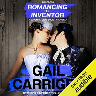 Review: Romancing the Inventor by Gail Carriger