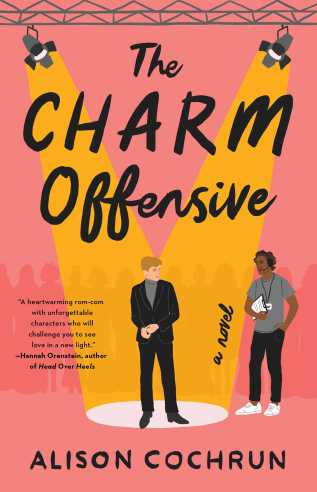 Review: The Charm Offensive by Alison Cochrun