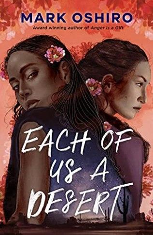 Review: Each of Us a Desert by Mark Oshiro