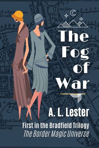 Review: The Fog of War by A.L. Lester