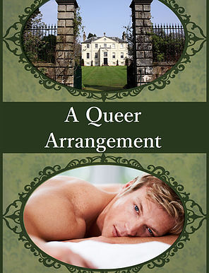 Review: A Queer Arrangement by K. Westley