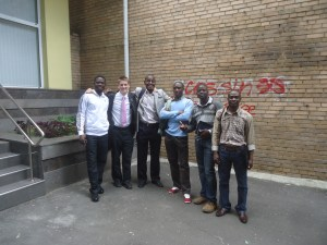 Elder Tanner and Bros