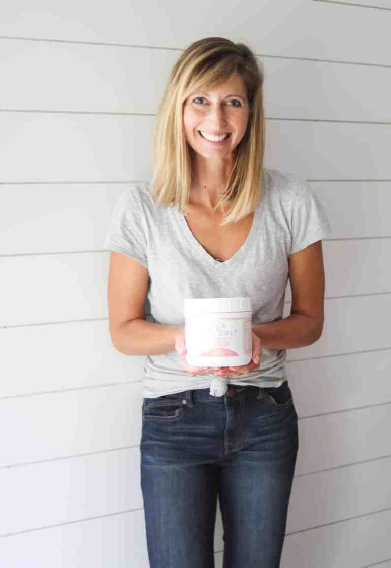 the best protein powder for breastfeeding moms created by a mom