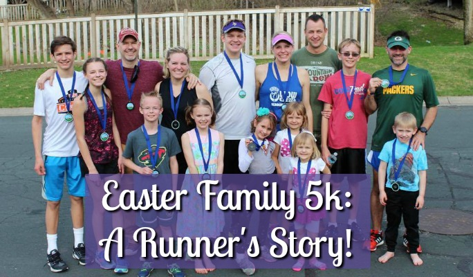 Easter Family 5k: A Runner's Story | Guest Post