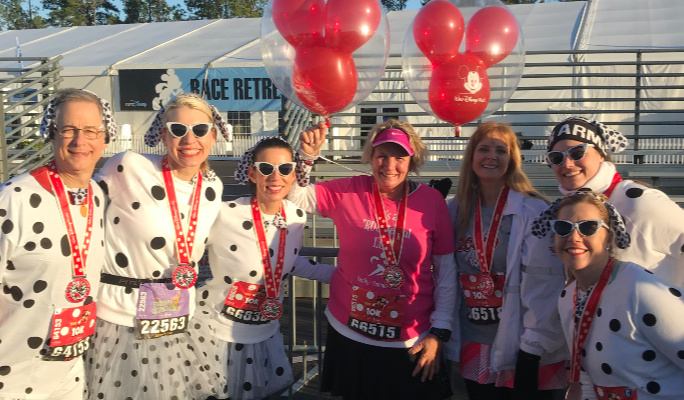 Podcast Episode 84: runDisney Balloon Ladies