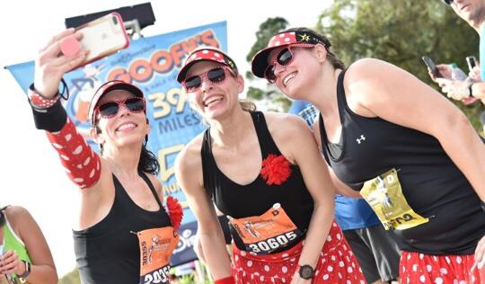 2020 WDW Goofy Challenge Mile Marker Videos!
