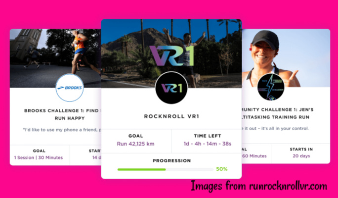 Rock 'n' Roll Virtual Run Club