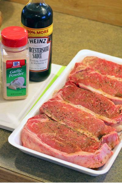 No Marinate Steak Seasoning