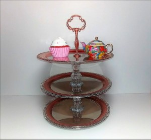 3-tiered Plate