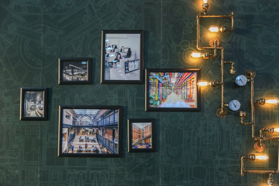 Make a Statement With a Gorgeous Gallery Wall!