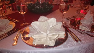 .....the table settings.....